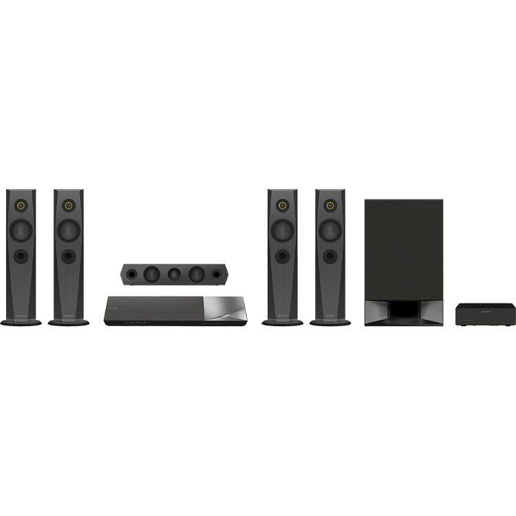 buy sony bdvn7200w black 3d blu ray home cinema system. Black Bedroom Furniture Sets. Home Design Ideas