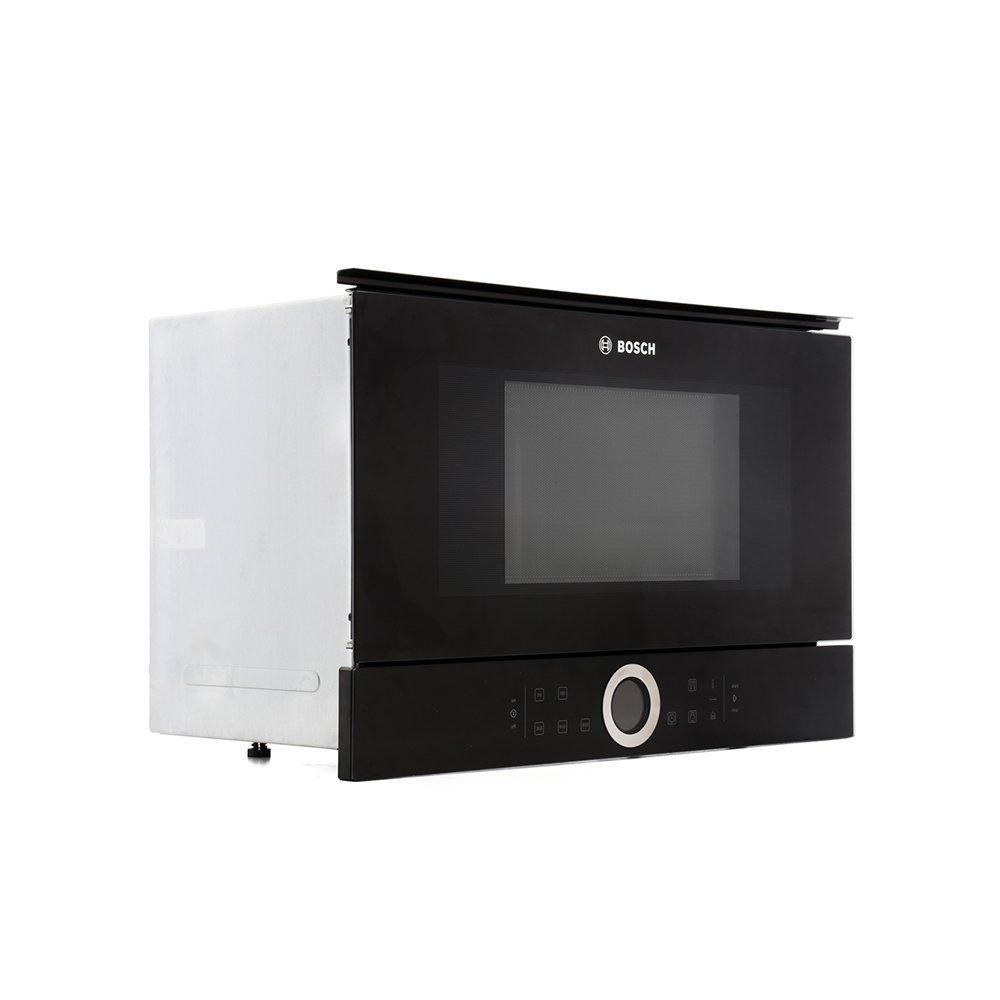Bosch Serie 8 BFL634GB1B Built In Microwave