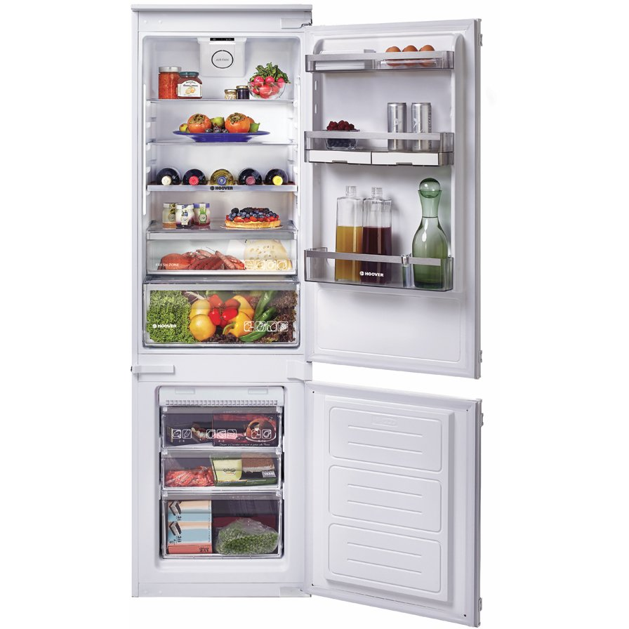 Hoover BHBF 172 NUK Frost Free Integrated Fridge Freezer