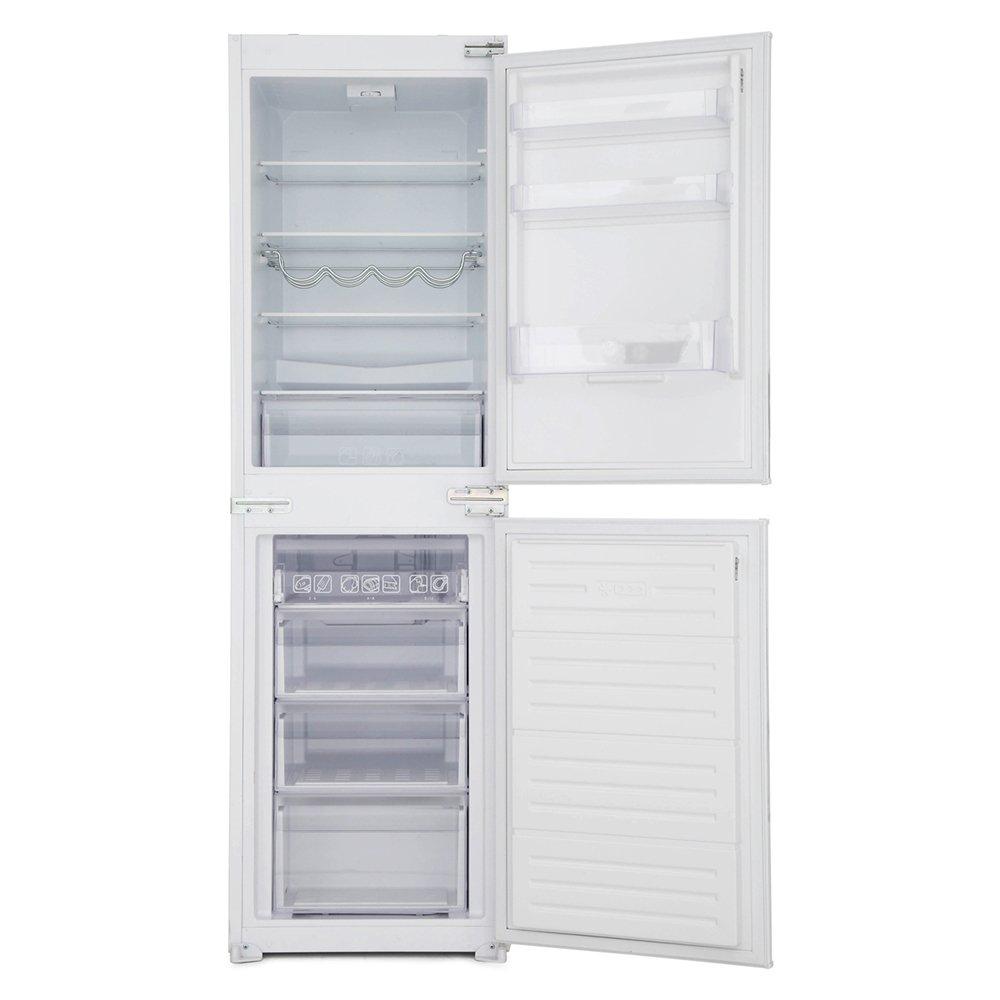 Hoover BHBS 172 UKT Static Integrated Fridge Freezer
