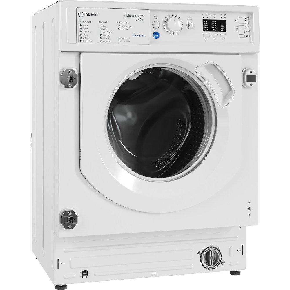 Indesit BI WDIL 861284 UK Integrated Washer Dryer