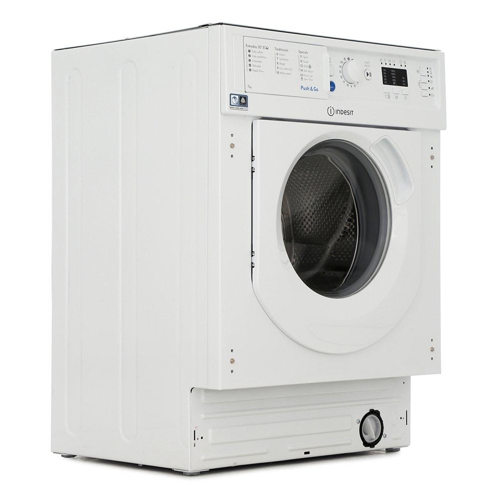 Indesit BI WMIL 71452 UK Integrated Washing Machine