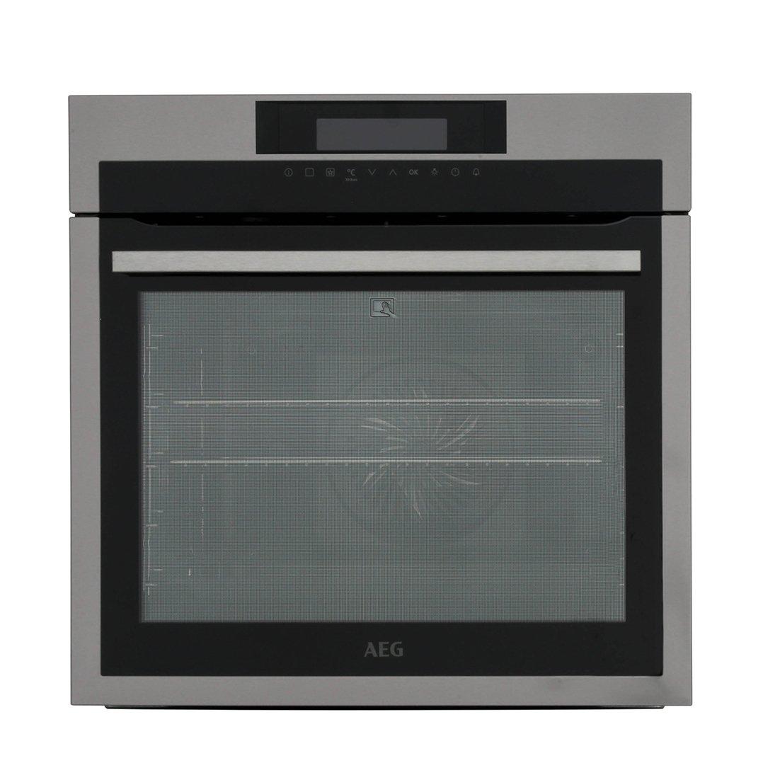 AEG BPE642020M SenseCook Single Built In Electric Oven