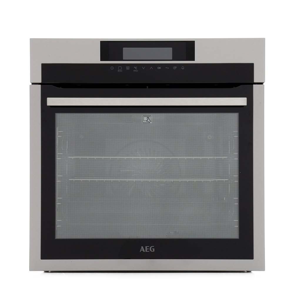 AEG BPE742320M SenseCook Single Built In Electric Oven
