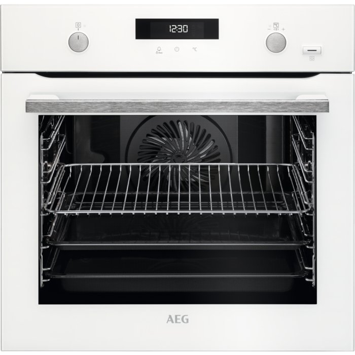AEG BPS555020W Single Built In Electric Oven