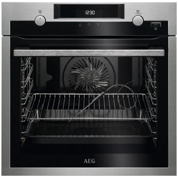 AEG BPS556020M Single Built In Electric Oven