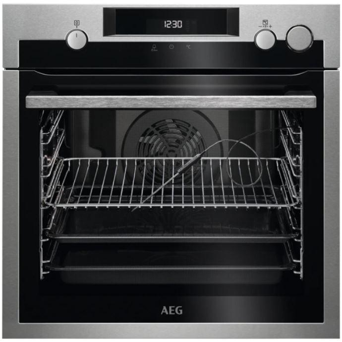 AEG BSE577221M Single Built In Electric Oven