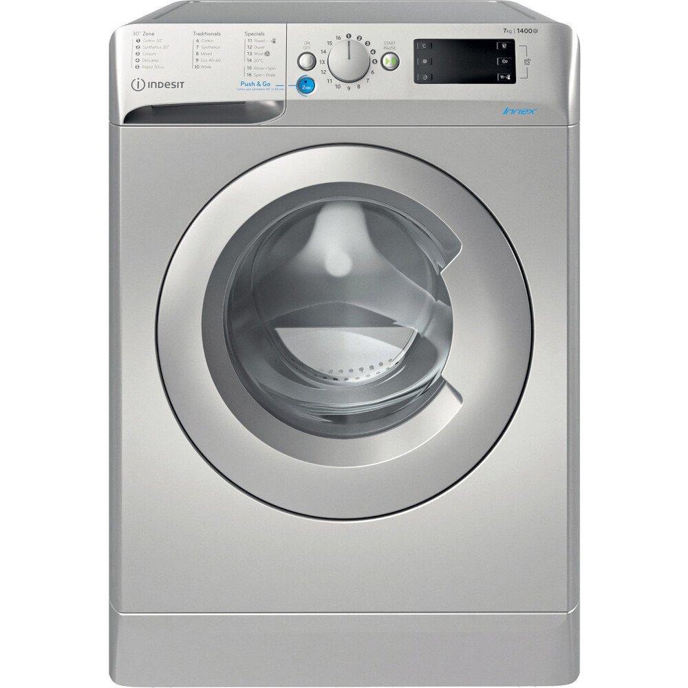 Indesit BWE 71452 S UK N Washing Machine