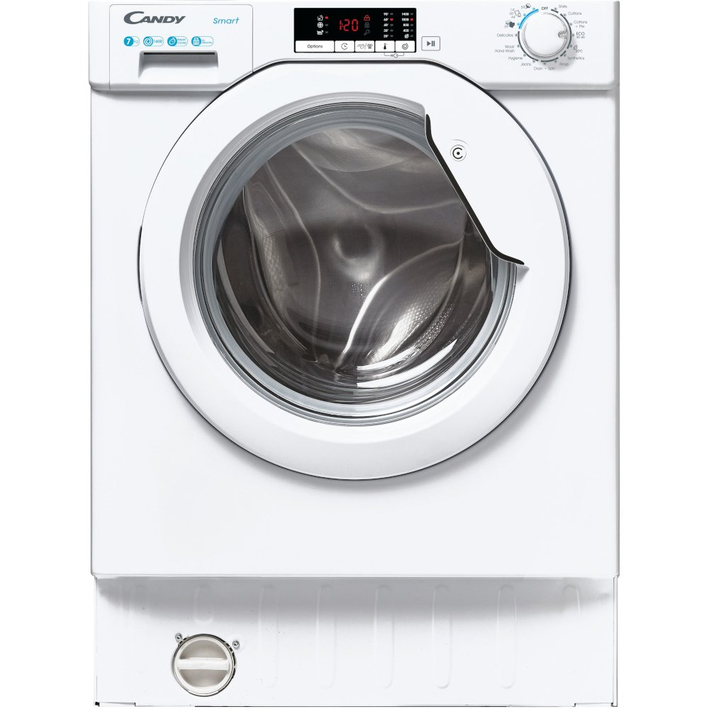 Candy CBW 47D2E Integrated Washing Machine