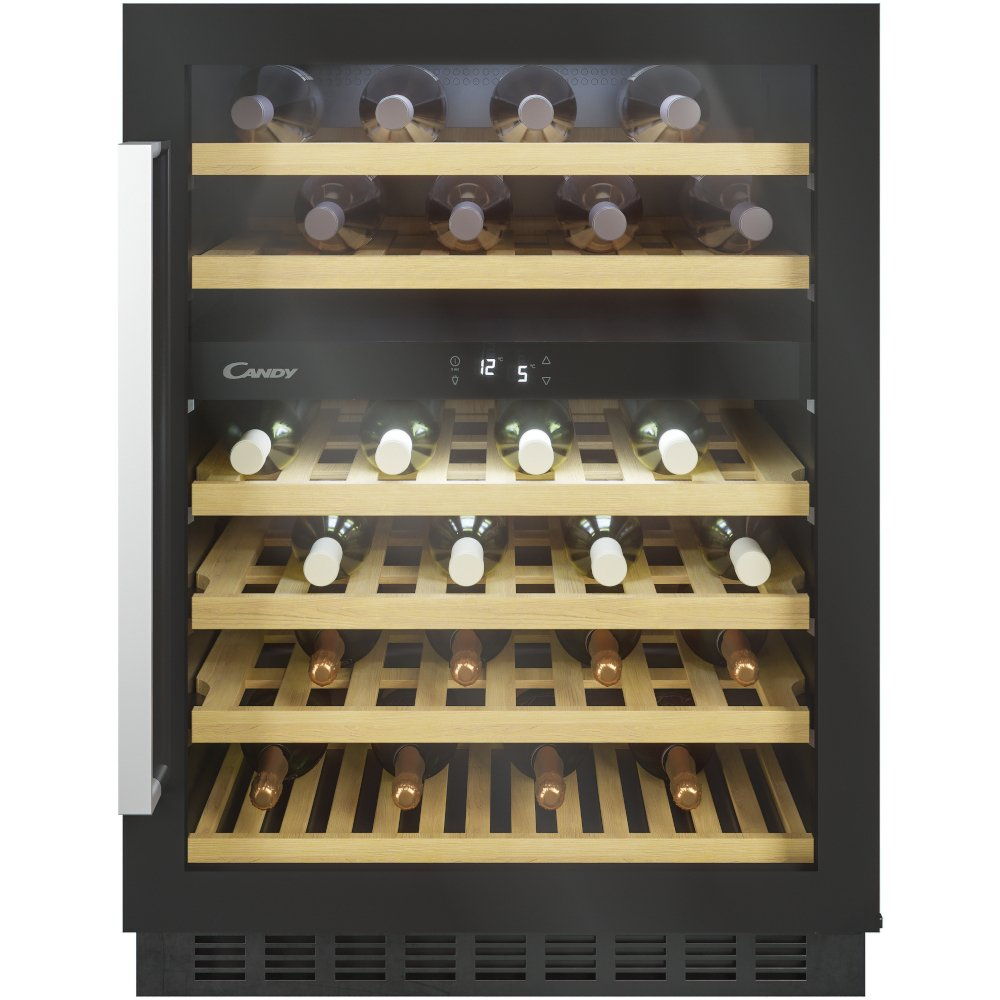 Candy CCVB 60D UK/N Integrated Wine Cooler