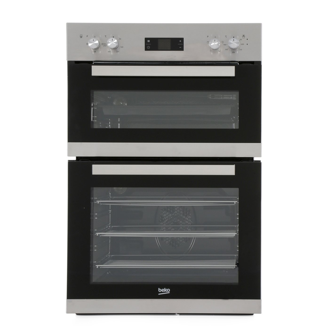 buy beko cdf22309x double built in electric oven stainless steel rh markselectrical co uk beko gas cooker parts beko gas cooker manual