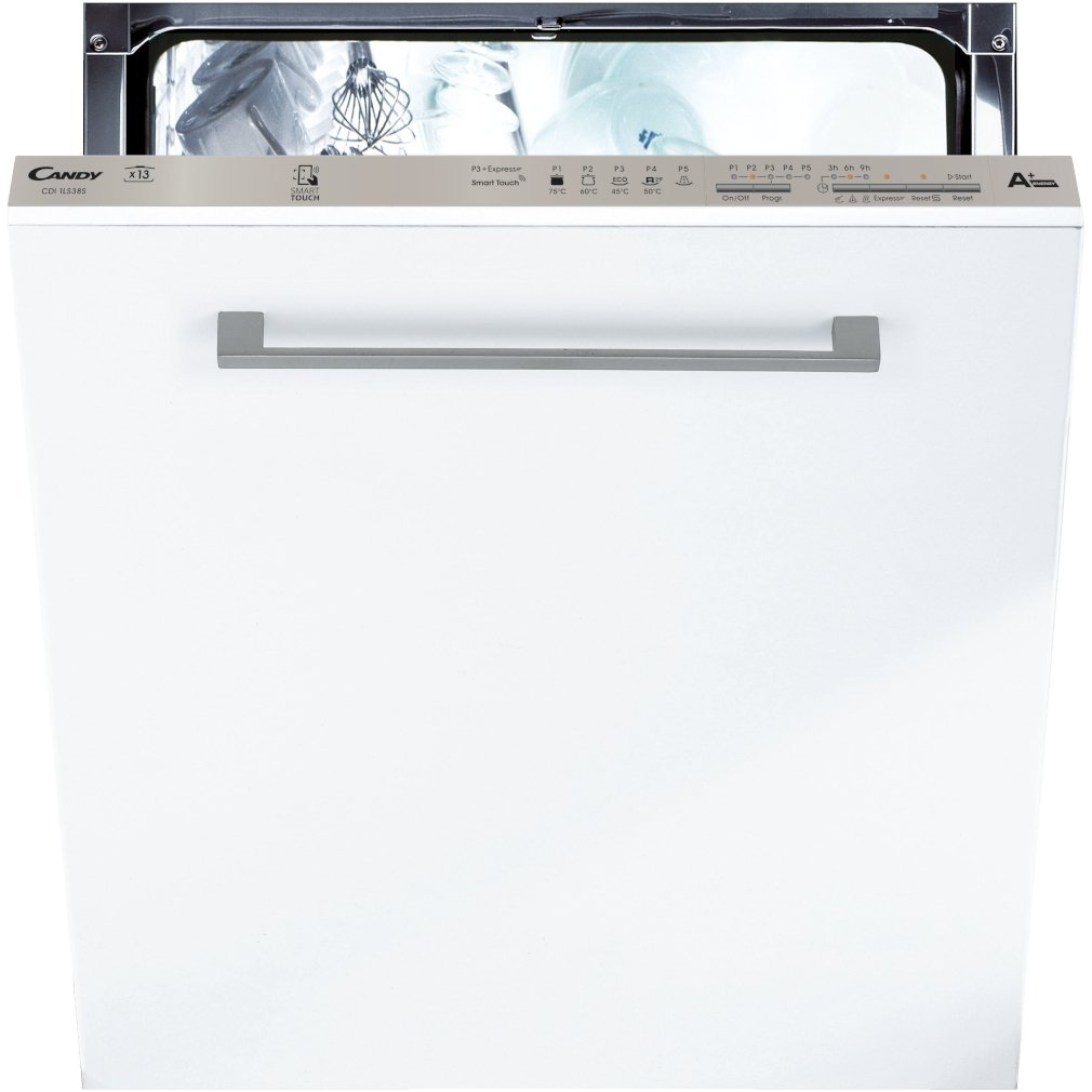 Candy CDI1LS38SA-80/T Built In Fully Integrated Dishwasher