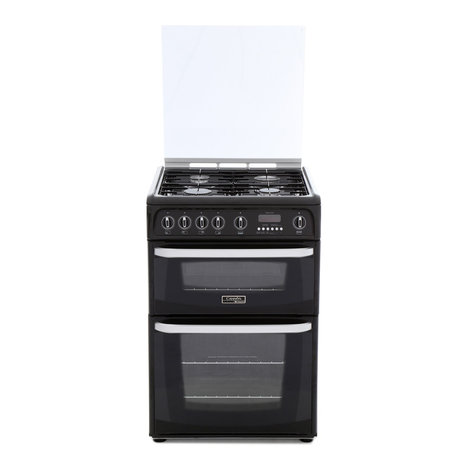 Cannon Carrick CH60GCIK Gas Cooker with Double Oven