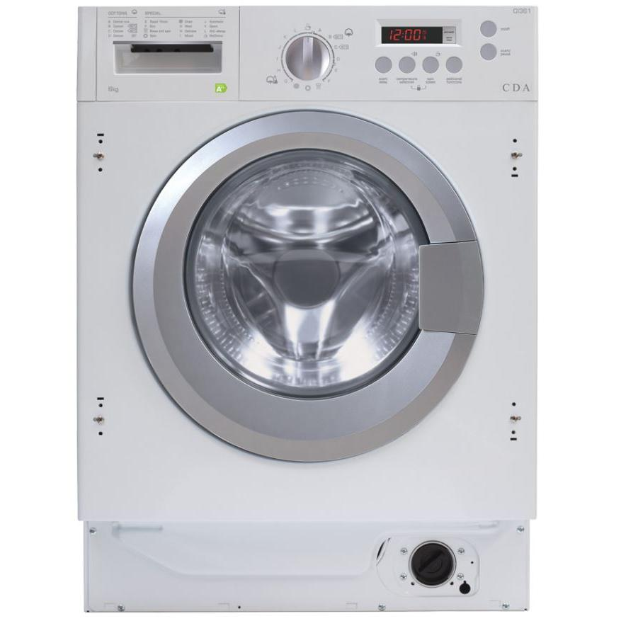 CDA CI361 Integrated Washing Machine