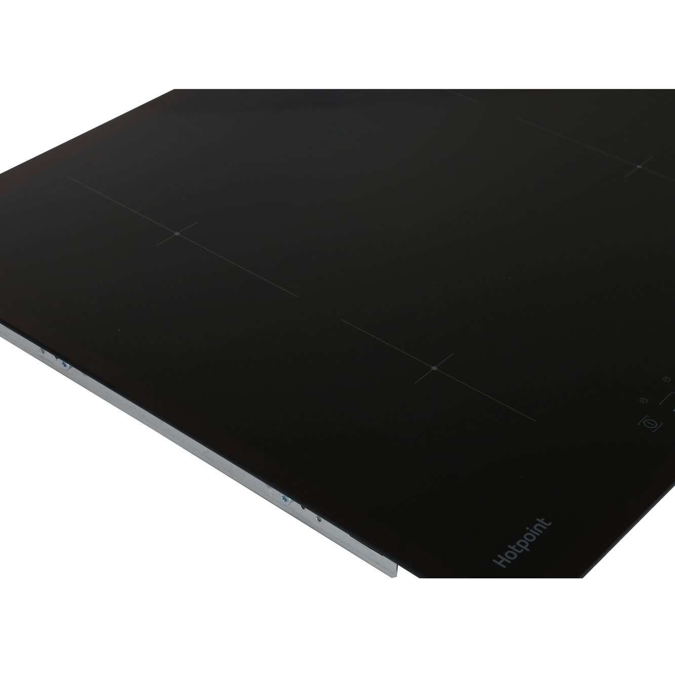buy hotpoint cia640c induction hob black marks electrical. Black Bedroom Furniture Sets. Home Design Ideas