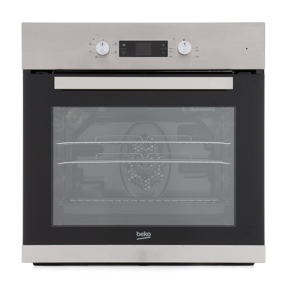 buy beko cif81x single built in electric oven stainless. Black Bedroom Furniture Sets. Home Design Ideas