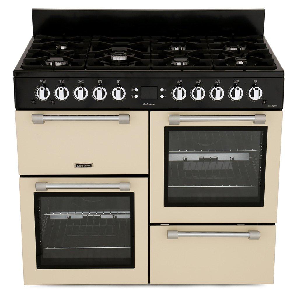 Leisure Cookmaster CK100G232C 100cm Gas Range Cooker
