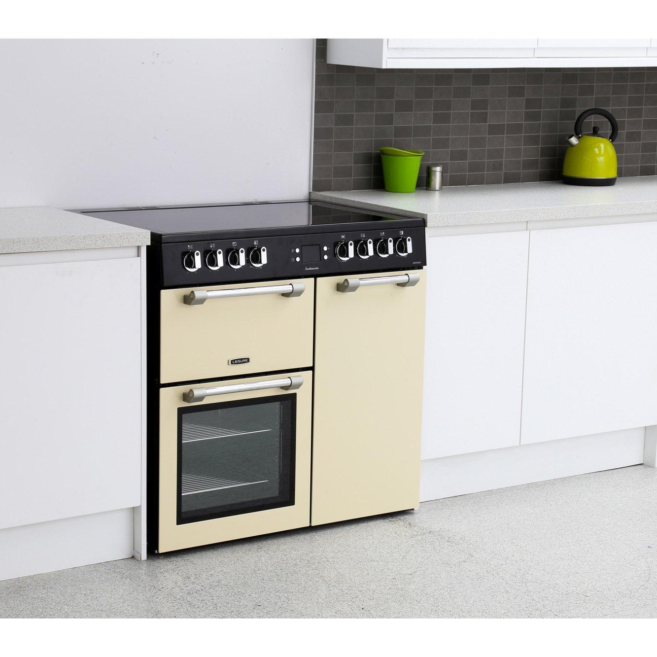 Buy Leisure Cookmaster Ck90c230c 90cm Electric Ceramic