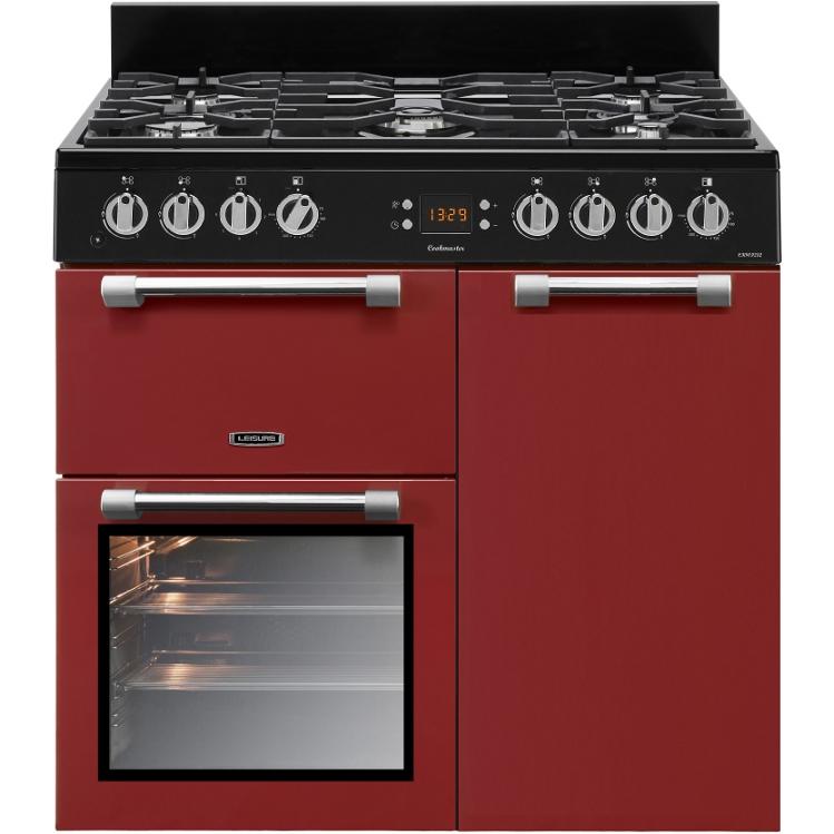 Leisure Cookmaster CK90F232R 90cm Dual Fuel Range Cooker