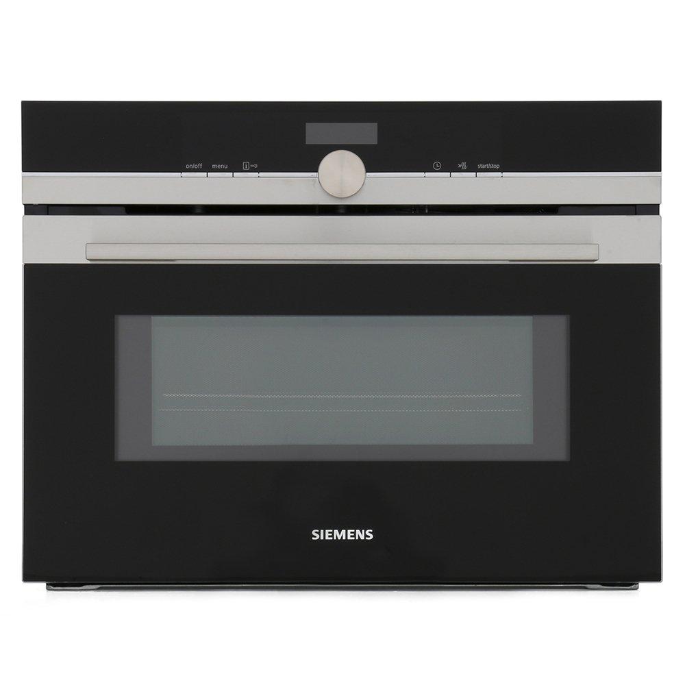 Siemens iQ700 CM633GBS1B Compact Oven with Microwave
