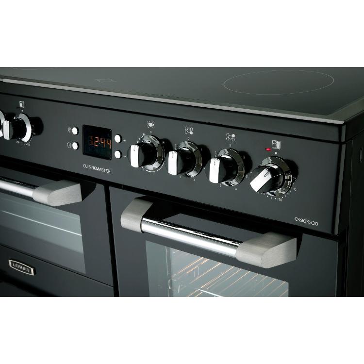 Buy Leisure Cuisinemaster Cs90c530k 90cm Electric Ceramic