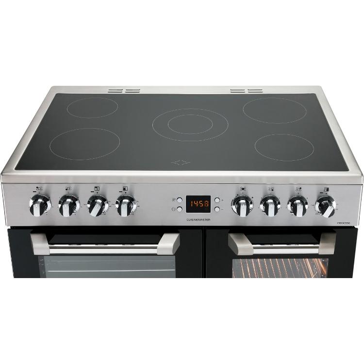 Buy Leisure Cuisinemaster Cs90c530x 90cm Electric Ceramic