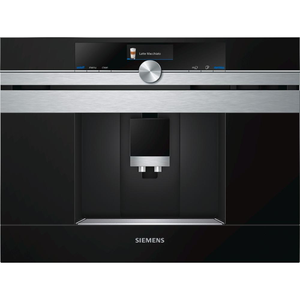 Siemens iQ700 CT636LES6 Built In Coffee Machine