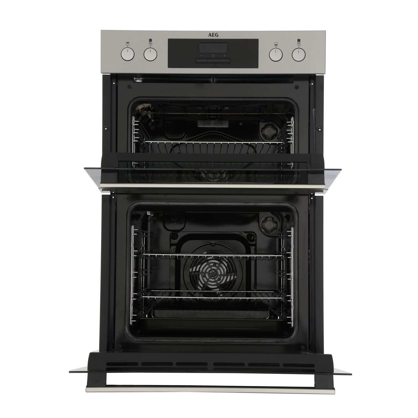 Buy Aeg Deb331010m Double Built In Electric Oven