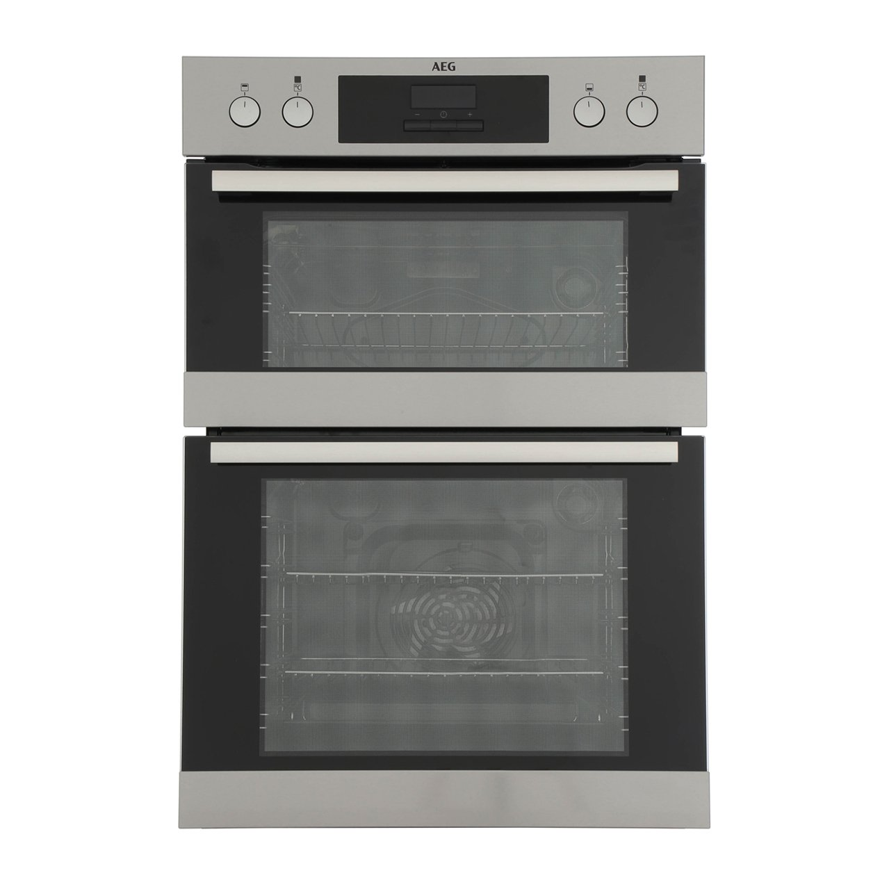 AEG DEB331010M SurroundCook Double Built In Electric Oven