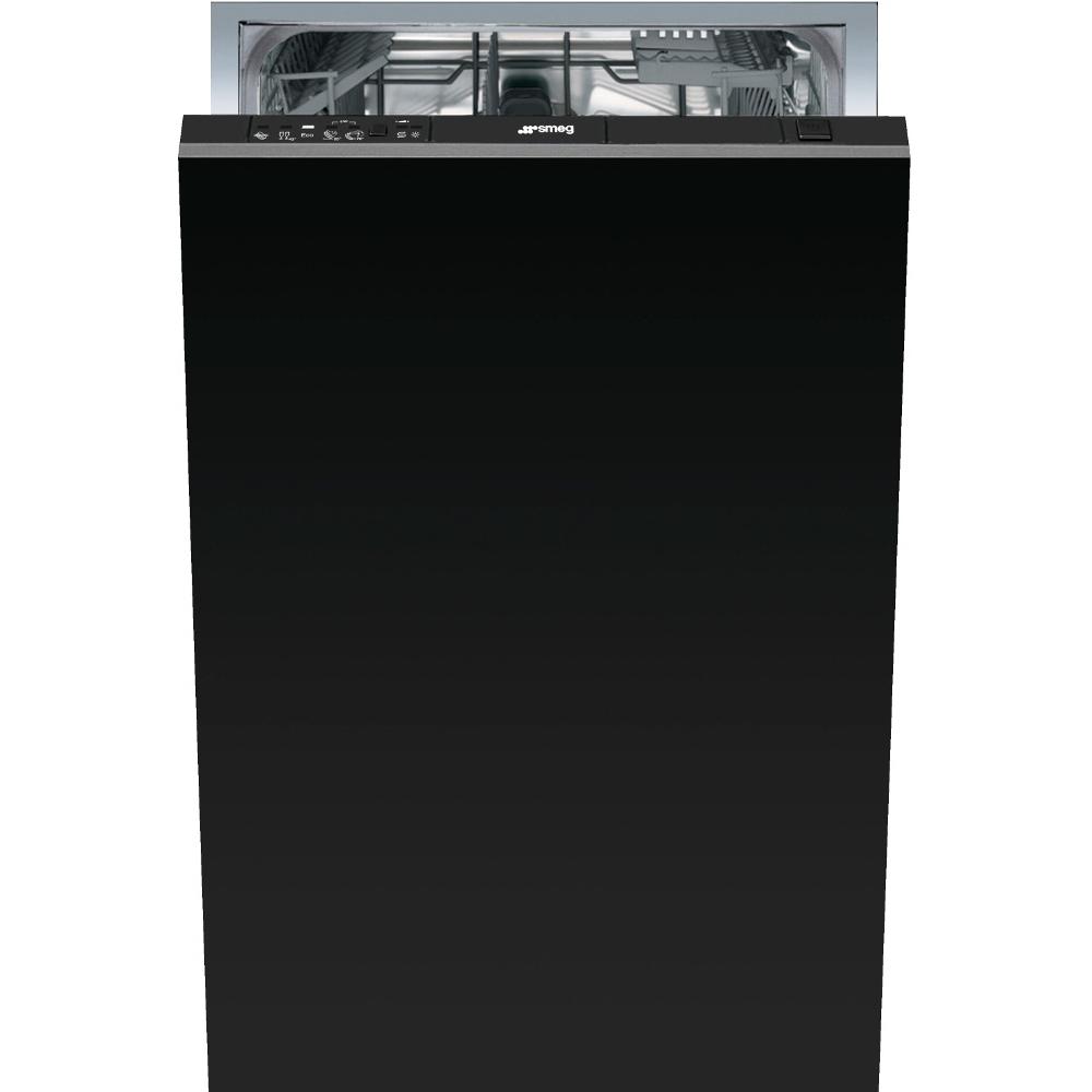 Smeg DIC410 Built In Fully Int. Slimline Dishwasher