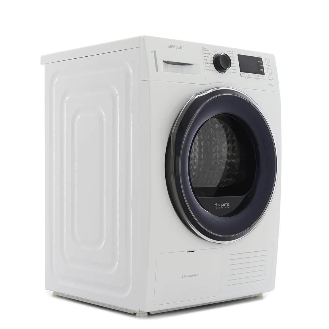Samsung DV80K6010CW/EU Condenser Dryer