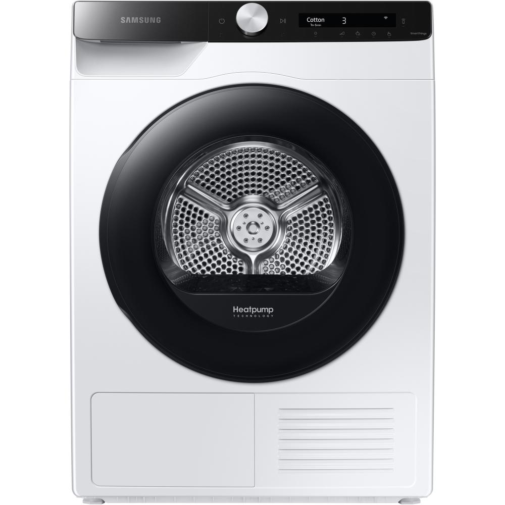 Samsung DV90T5240AE/S1 Condenser Dryer with Heat Pump Technology