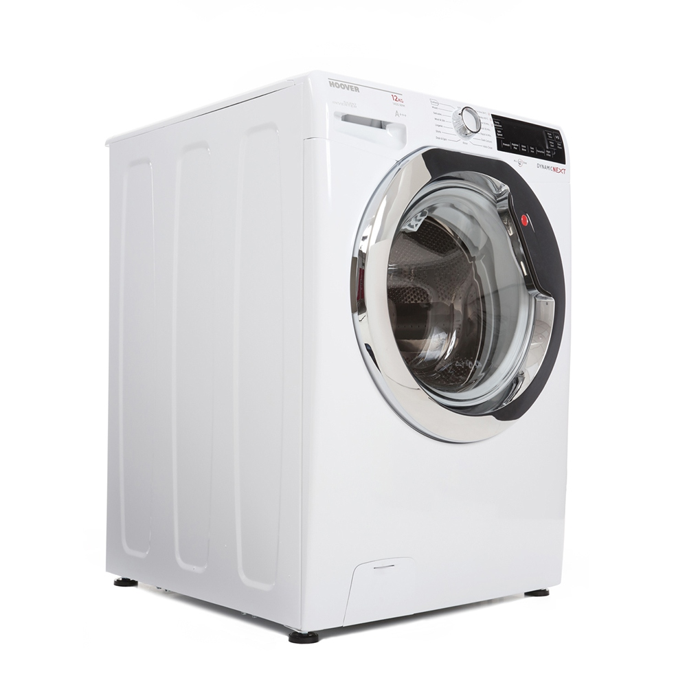Buy Hoover DXP412AIW3 Washing Machine - White with Chrome Door | Marks  Electrical