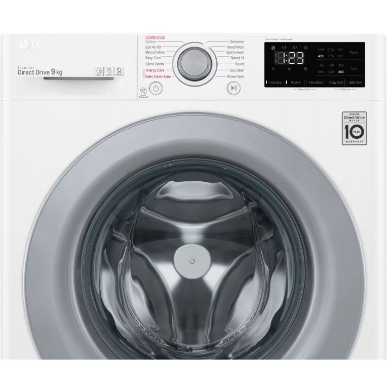 Buy LG F4V309WSE Washing Machine | Marks Electrical