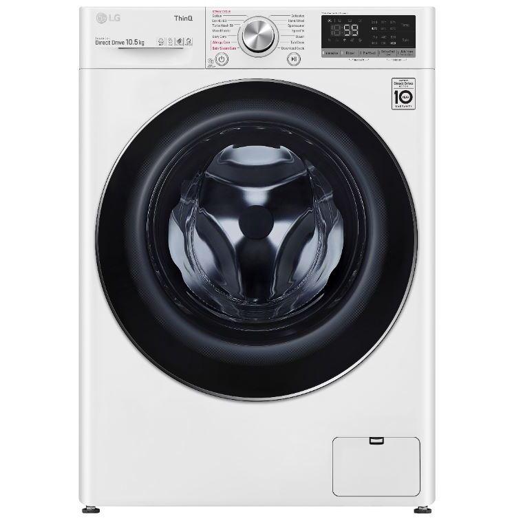 LG F4V710WTSE Washing Machine