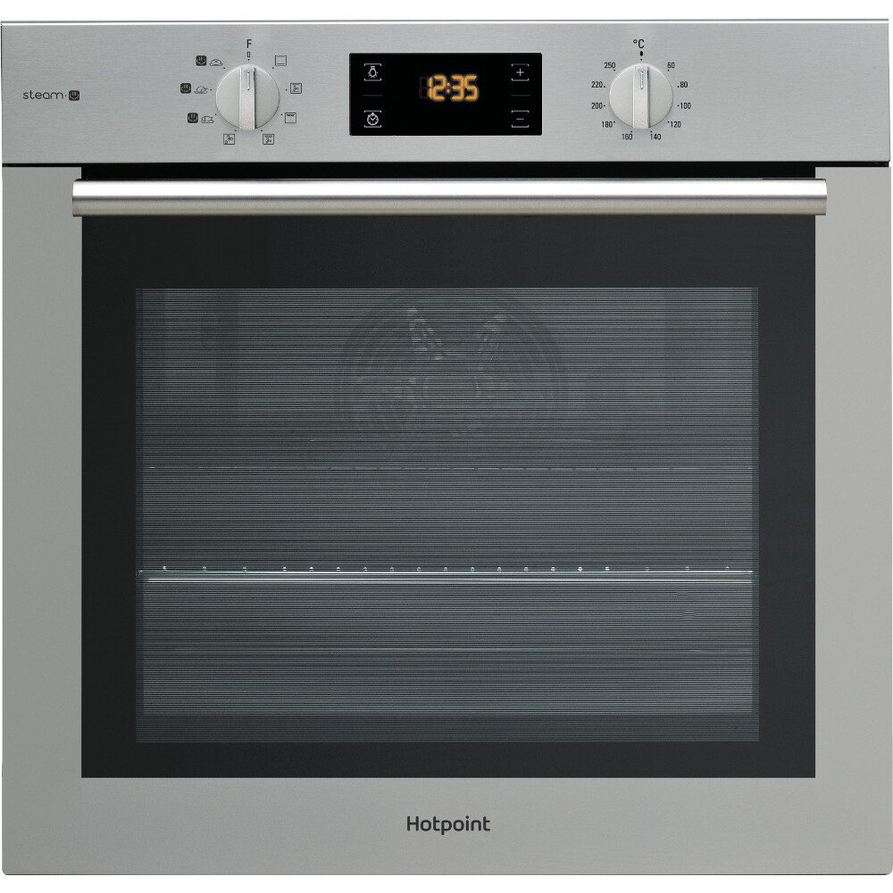 Hotpoint FA4S 544 IX H Single Built In Electric Oven