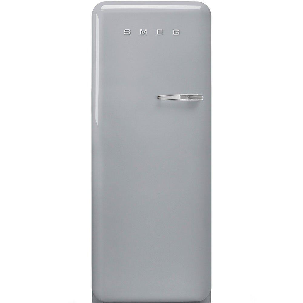 Smeg FAB28LSV3UK Tall Fridge with Ice Box
