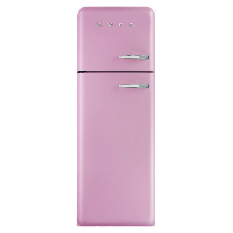 Buy Smeg Fab30lfp 50 39 S Retro Style Fridge Freezer