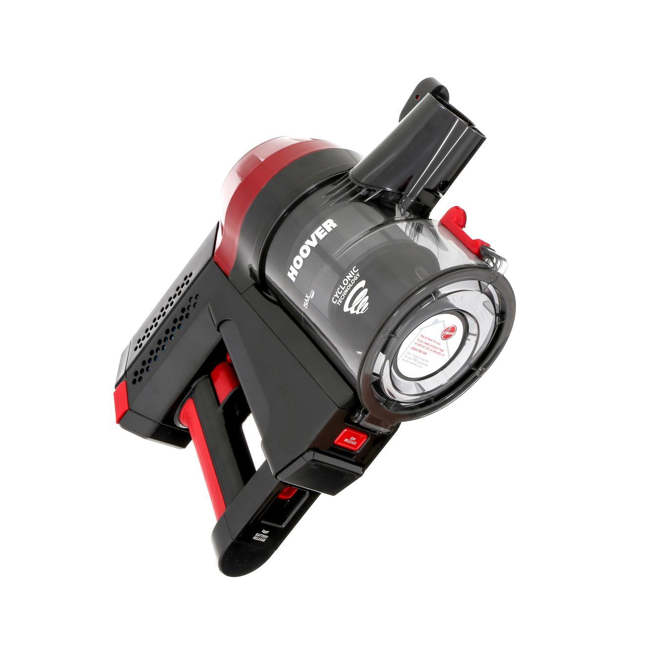 Buy Hoover Fd22br Hand Held Vacuum Cleaner Red Black