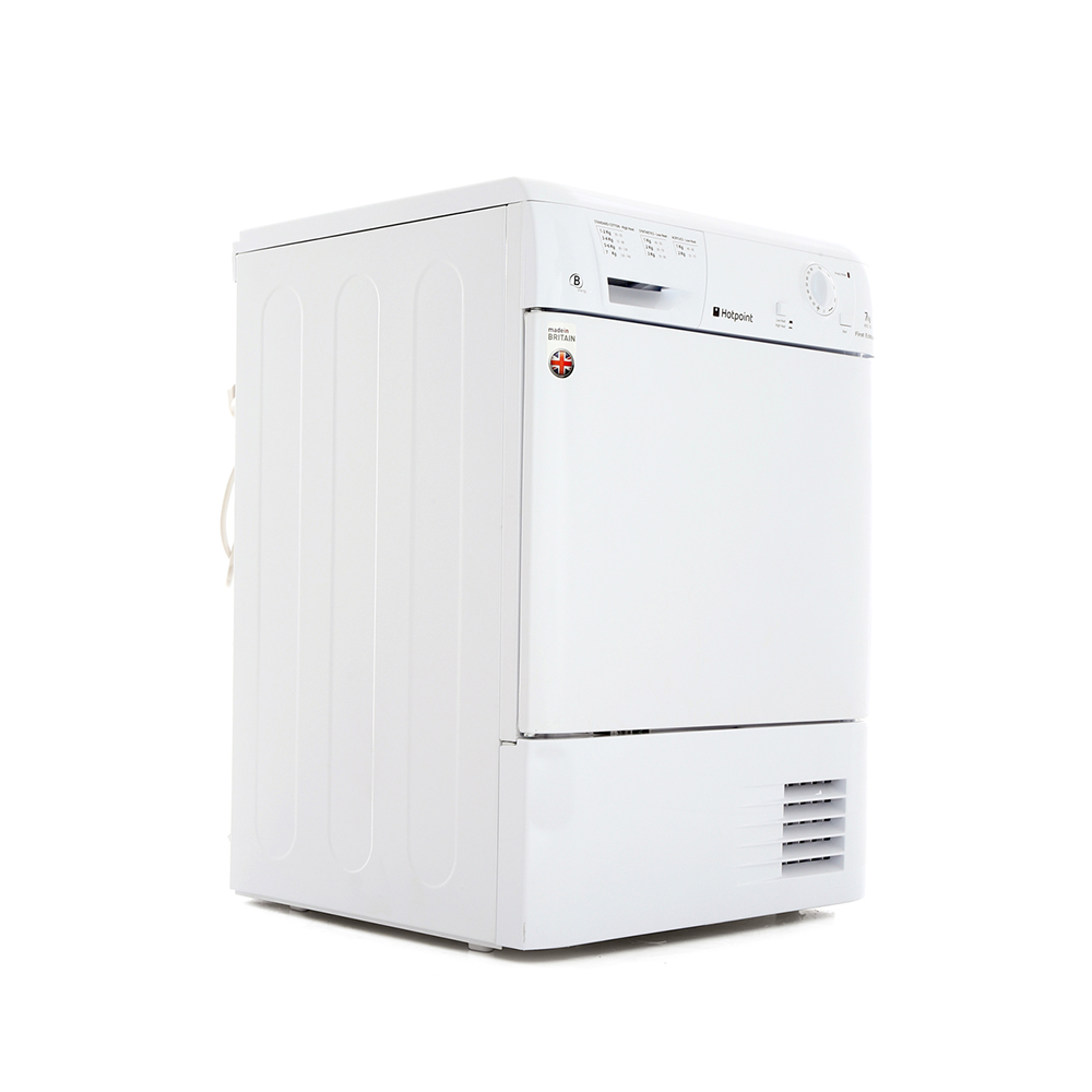 Hotpoint FETC 70B P (UK) Condenser Dryer