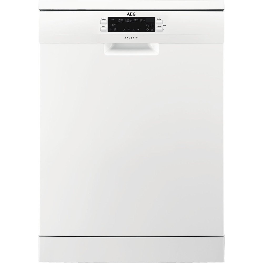 AEG FFE62620PW Dishwasher with AirDry Technology