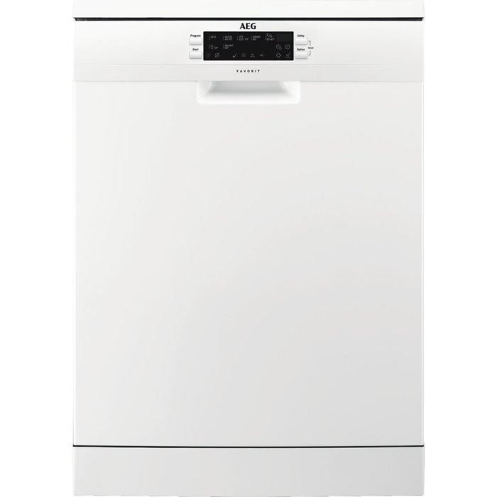 AEG FFE63700PW Dishwasher