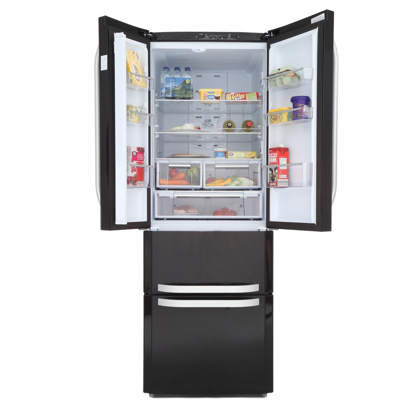 how to move an american fridge freezer