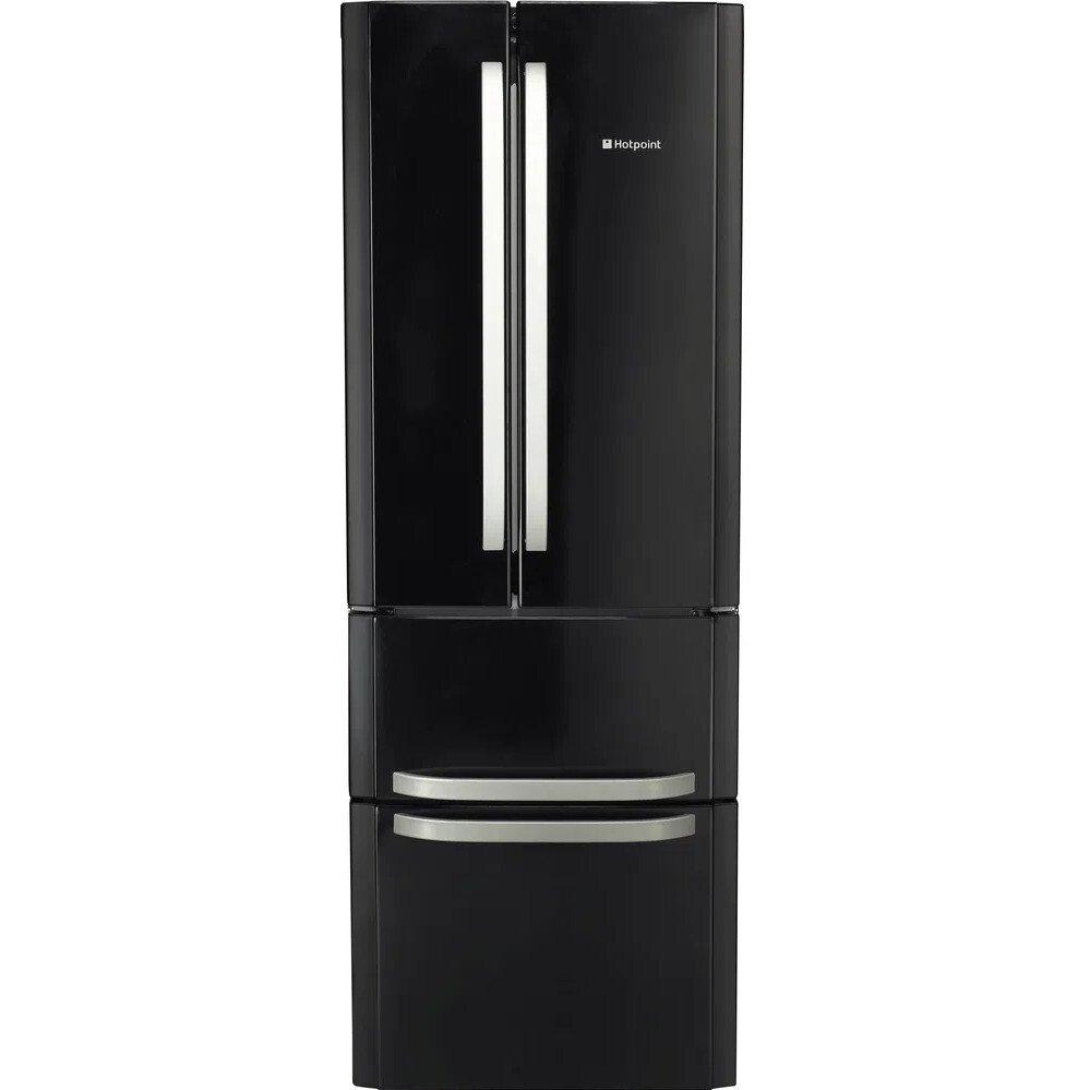 Hotpoint FFU4D K 1 American Fridge Freezer