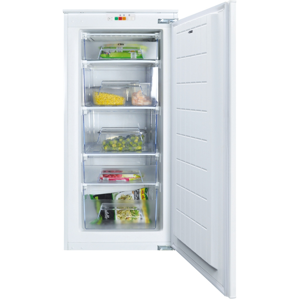 CDA FW582 Static Built In Freezer
