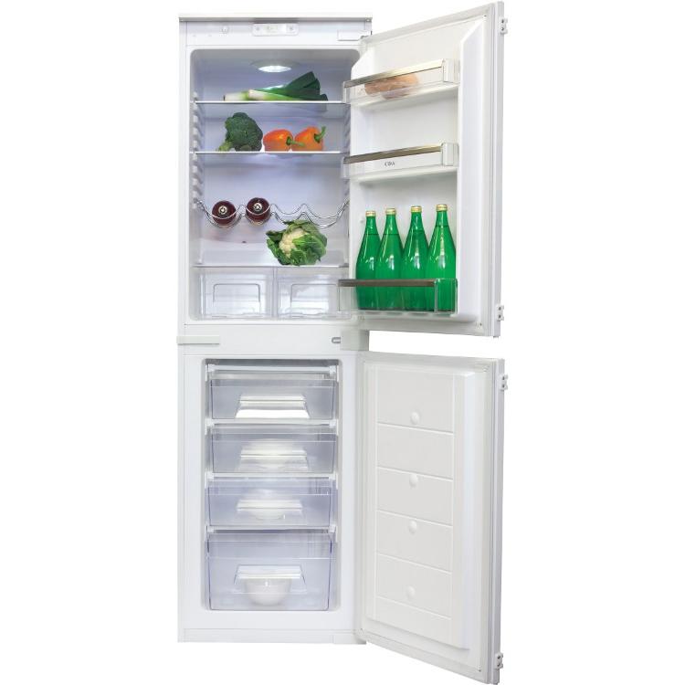 CDA FW852 Static Integrated Fridge Freezer