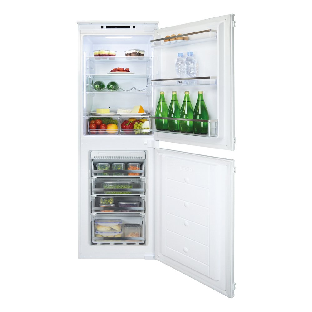 Buy Cda Fw925 Frost Free Integrated Fridge Freezer White