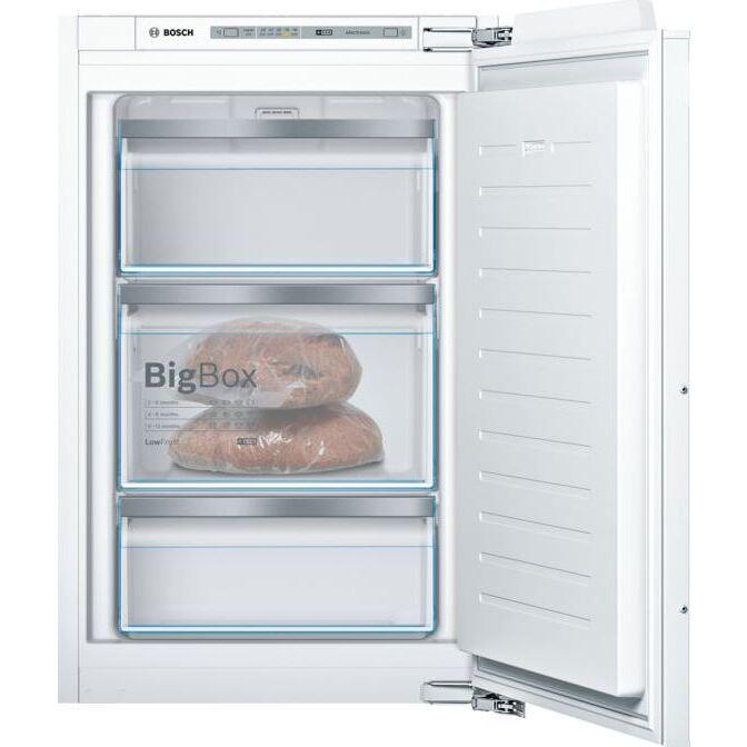 Bosch Serie 6 GIV21AFE0 Low Frost Built In Freezer