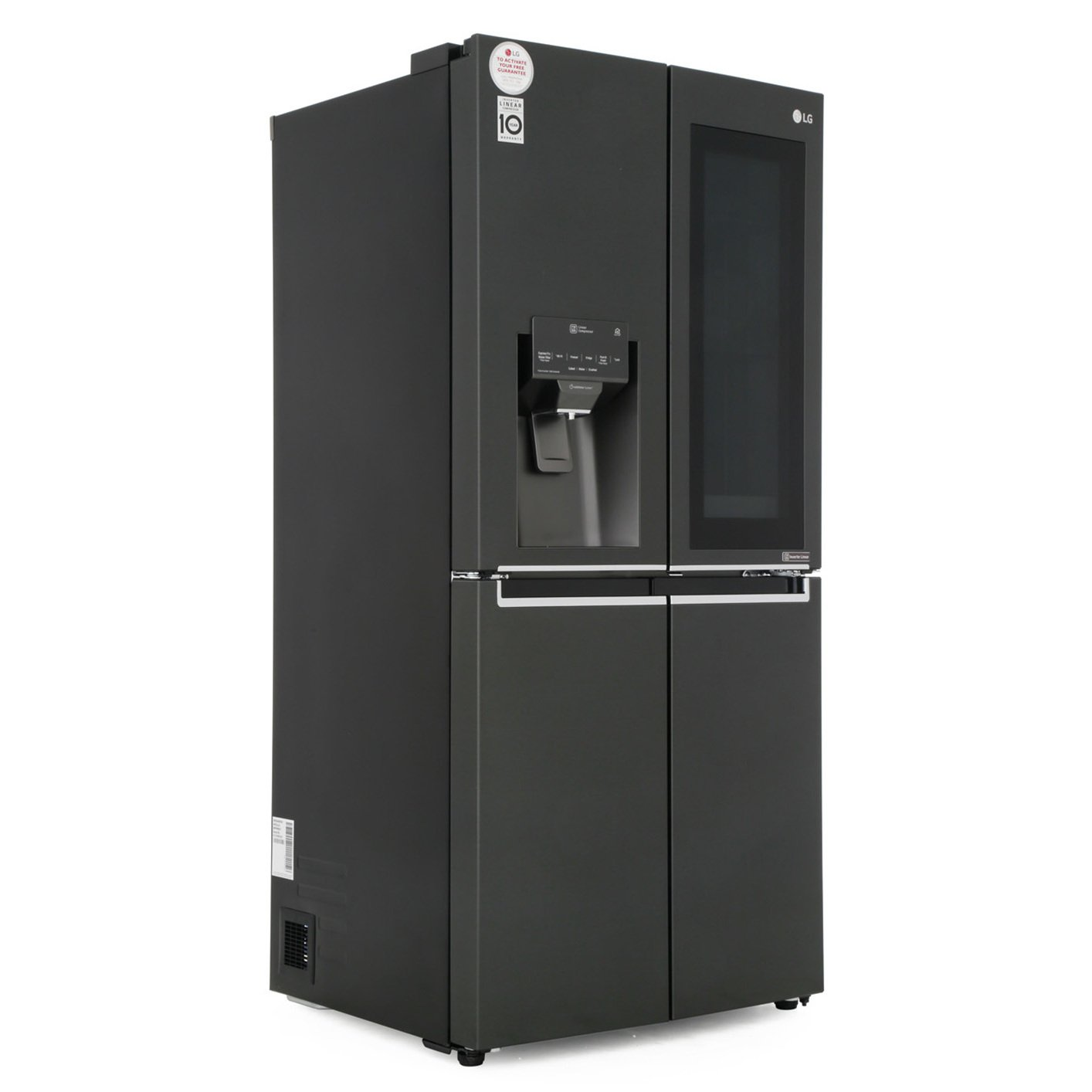 LG GMX844MCKV American Fridge Freezer