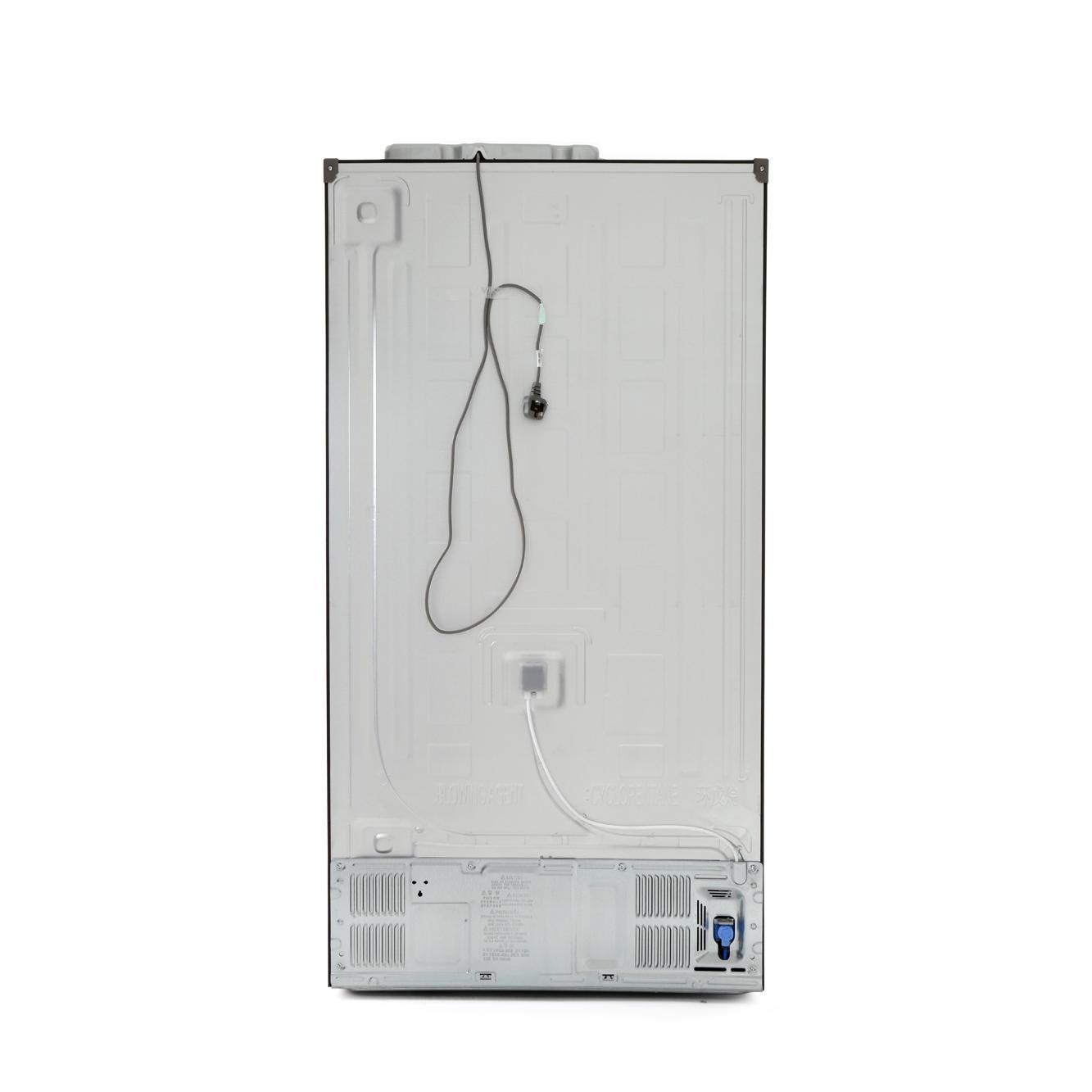 Buy LG GSL761WBXV American Fridge Freezer - Black | Marks